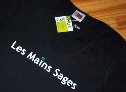 T-shirt publicitaire